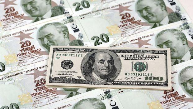 Dolar/TL Yıldırım-Pence görüşmesi sonrası 3.86'ya indi