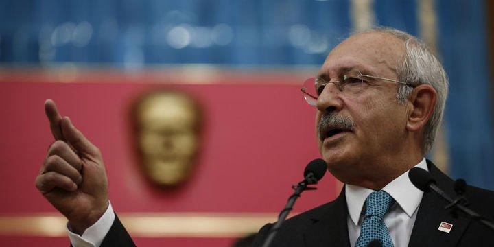 Kılıçdaroğlu: İster 1 yapsınlar, ister 5 yapsınlar, baraj inmeli