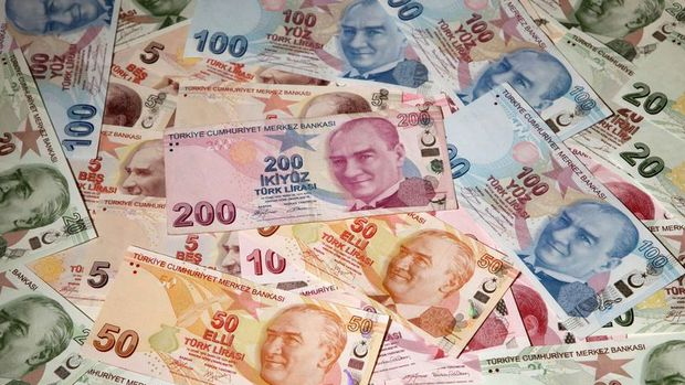 Bankacılık sektörü aktif büyüklüğü 3 trilyon lirayı aştı