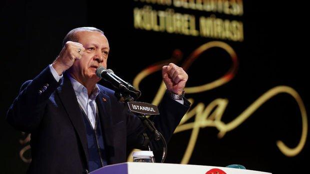 Erdoğan: Şehirlerimiz zevksiz binaların saldırısına uğradı