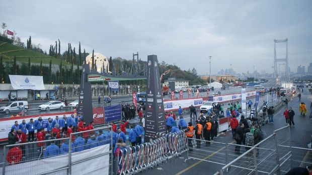 15 Temmuz Şehitler Köprüsü yeniden trafiğe açıldı