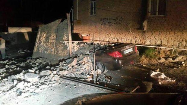 İran ve Irak'ta deprem: En az 207 ölü, 1600'den fazla yaralı