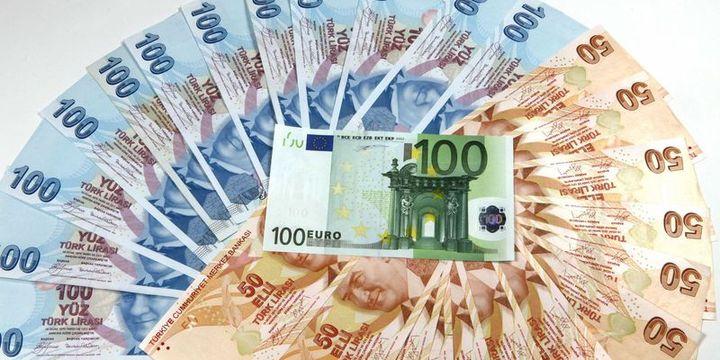 Euro/TL tarihi rekorunu tazeledi - Bloomberg HT