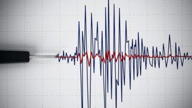 Muğlada 5 büyüklüğündeki deprem