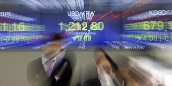 Gelişen ülke paraları Fed konuşmaları öncesi yatay