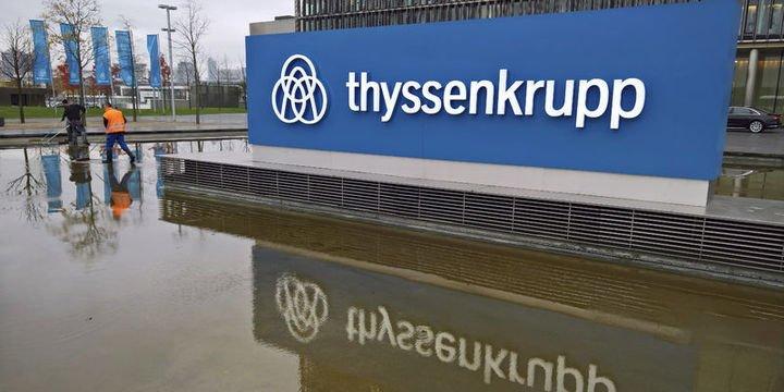 Alman devi ThyssenKrupp 4 bin kişiyi işten çıkaracak