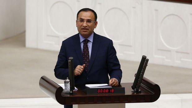 Bozdağ: Kılıçdaroğlu, Türkiye'nin ulusal güvenlik sorunu haline geldi