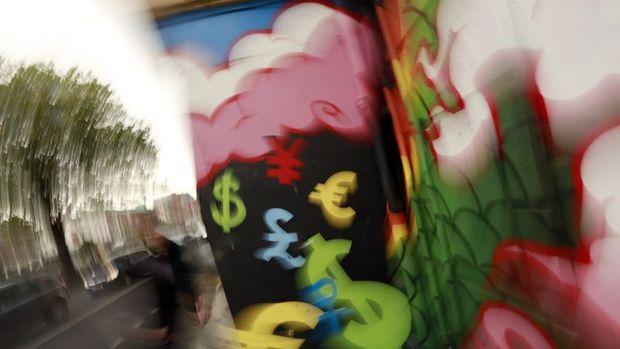 Dolar/TL düşüşte