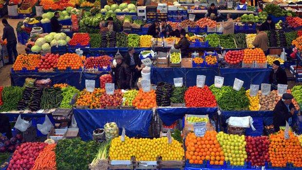 İstanbul'da perakende fiyatlar Kasım'da aylık % 1.19 arttı