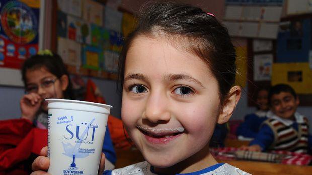 Okul sütü ihalesi ikinci kez iptal edildi