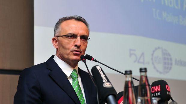 Maliye Bakanı Ağbal'dan bankacılık sistemi ve dolar açıklaması
