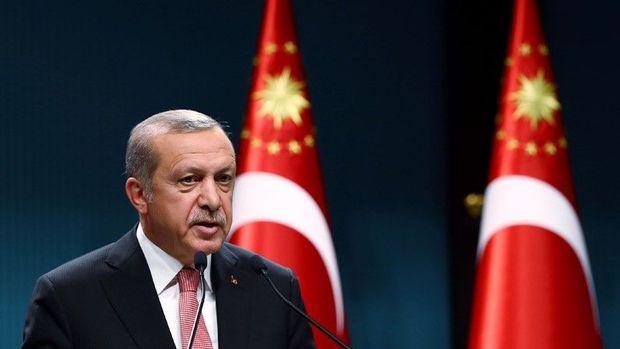 Erdoğan: Biz engel olsaydık siz NATO'ya giremezdiniz