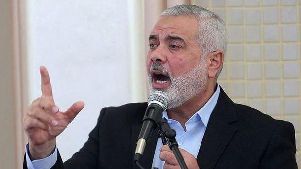 Hamas Lideri İsrail'e karşı intifada çağrısı yaptı