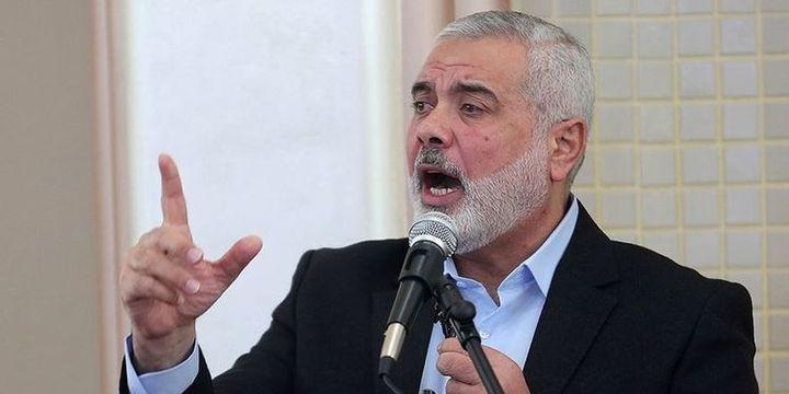 Hamas Lideri İsrail