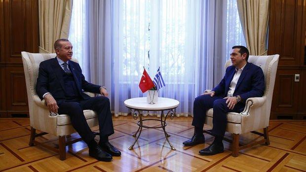 Erdoğan'dan Çipras'a: Batı Trakya'daki azınlıkların hukuku yok mu?