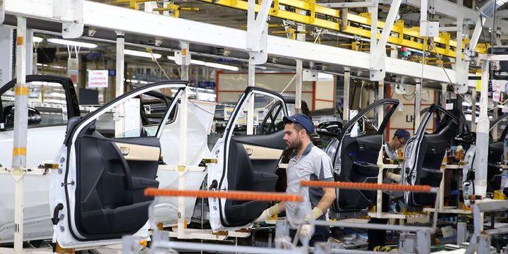 Sanayi üretimi Ekim