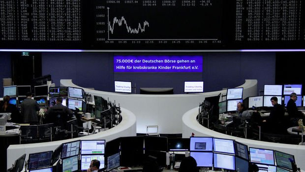 Avrupa borsaları Almanya ve İngiltere haricinde günü düşüşle kapattı
