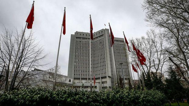 Dışişleri Bakanlığı: Tasarının veto edilmesini esefle karşılıyoruz