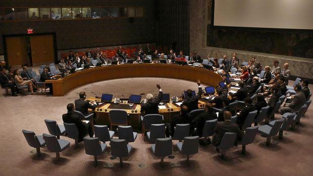 ABD BM Güvenlik Konseyi'nin Kudüs tasarısını veto etti