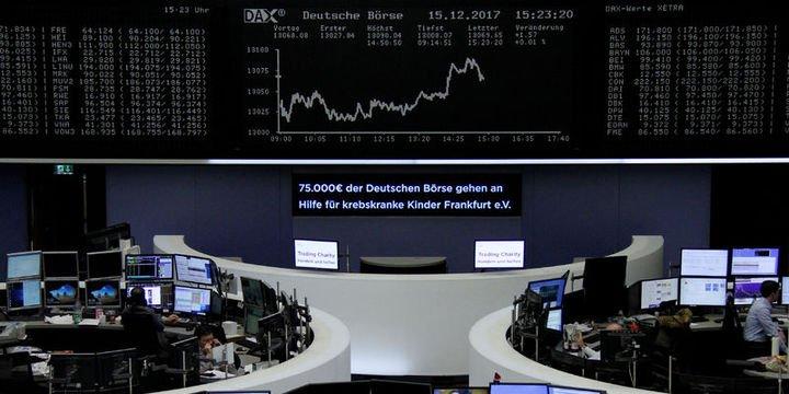 Avrupa borsaları Fransa hariç yükselişte