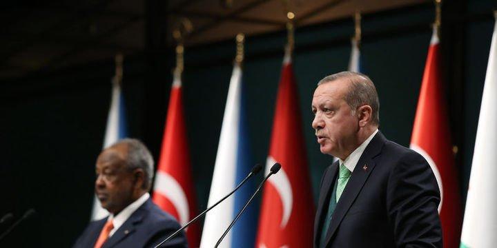 Erdoğan: Kudüs tasarısını BM genel kuruluna taşıyacağız