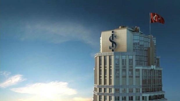 İş Bankası'na 400 milyon dolarlık kredi