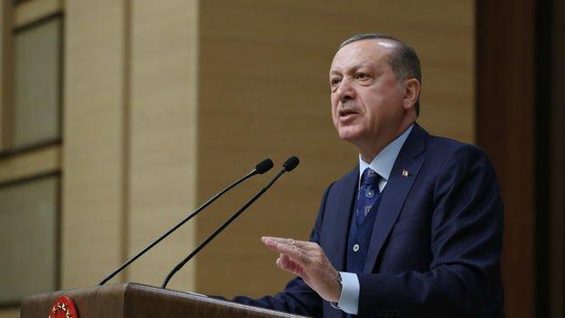 Erdoğan: Türkiye'nin demokrasi iradesini dolarla satın alamazsınız