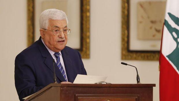 Filistin Devlet Başkanı: ABD'nin hiçbir barış planını kabul etmeyeceğiz