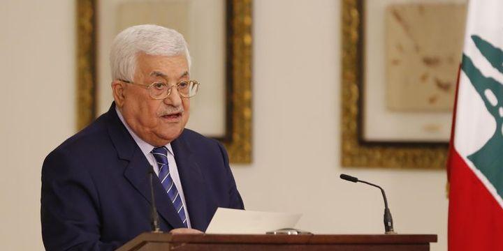 Filistin Devlet Başkanı: ABD
