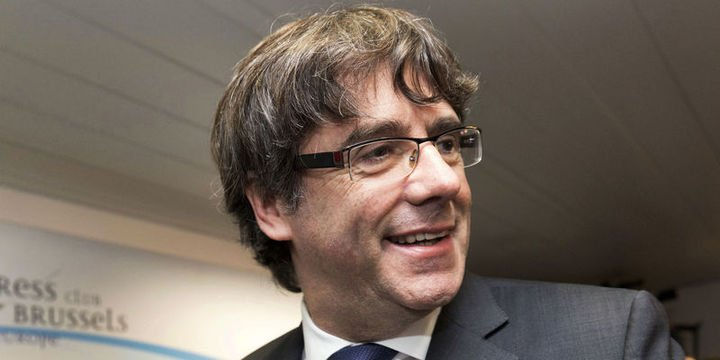 Eski Katalan lider Puigdemont