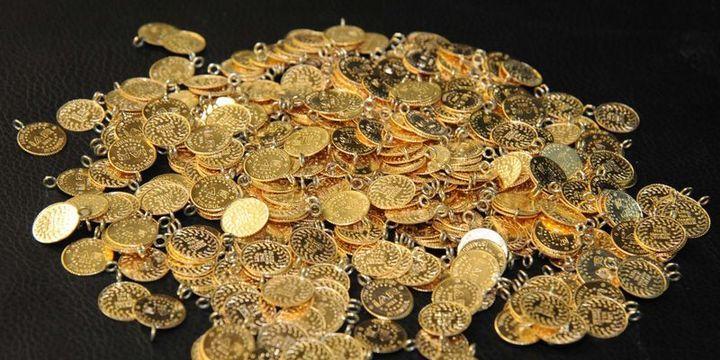 Altının gramı haftaya yükselişle başladı