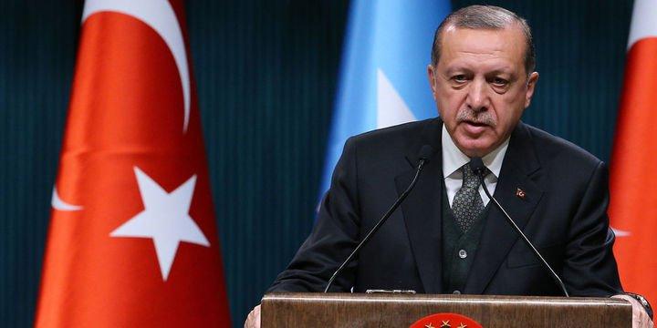 Erdoğan 2018 yılı bütçesini onayladı