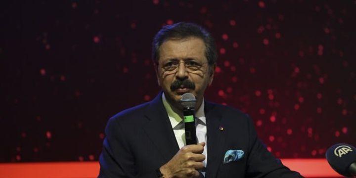 TOBB/Hisarcıklıoğlu: (Asgari ücret) destek primlerinin sürmesi sevindirici