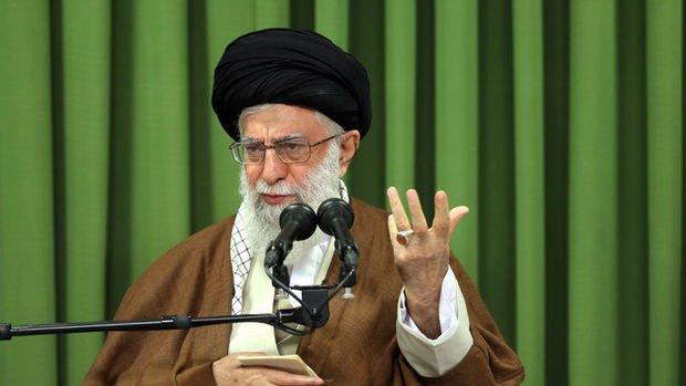 İran dini lideri Hamaney: Düşmanlarımız isyan çıkarttı