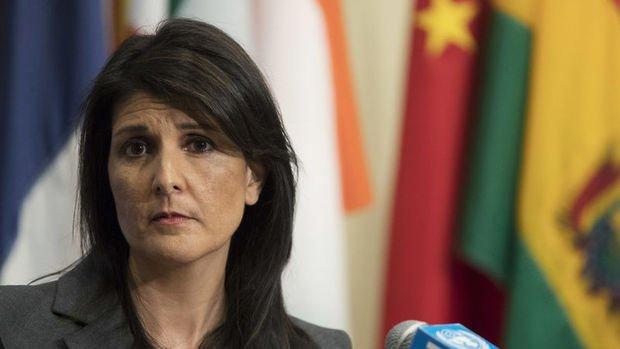 ABD BMGK'dan İran için acil toplantı talep edecek