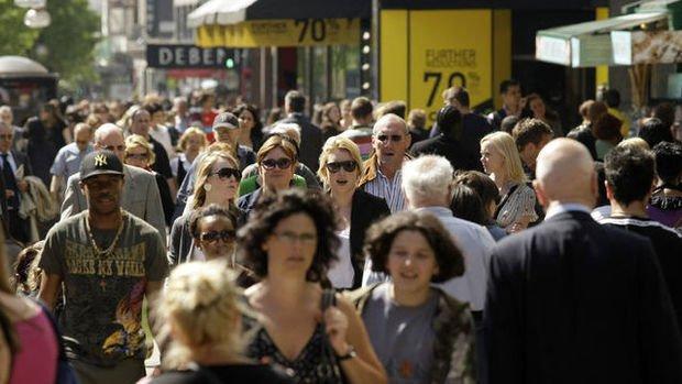 Almanya'da işsizlik % 5.5 ile rekor düşük seviyeye indi