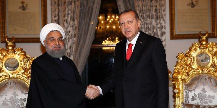 Erdoğan: Ruhani