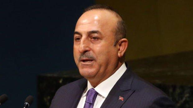 Bakan Çavuşoğlu Almanya'ya gidiyor