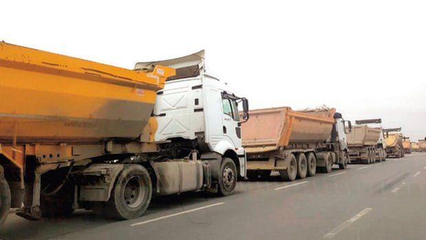 İstanbul'da hafriyat kamyonları sıkı takibe alınıyor