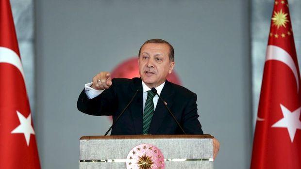 Erdoğan: AB'ye üyelik süreci bizi ciddi manada yoruyor