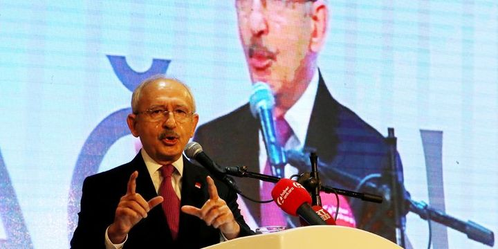 Kılıçdaroğlu: Ankara