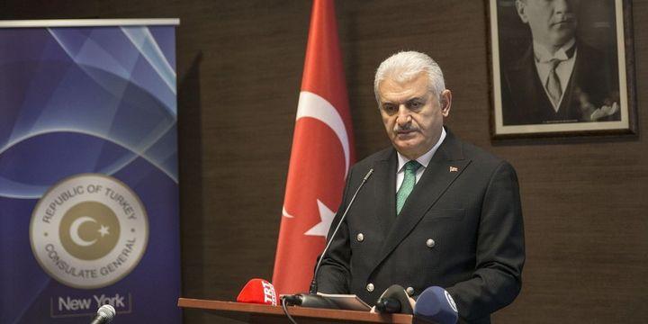 Başbakan: Hakan Atilla üzerinden Türkiye