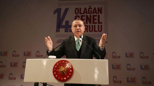 Erdoğan'dan Boğaziçi Üniversitesi eleştirisi