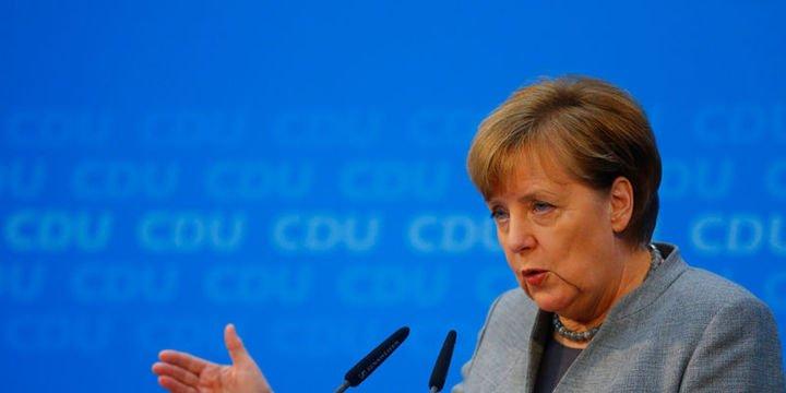 Merkel koalisyon görüşmelerinden umutlu