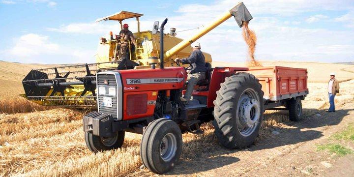 Traktör ve biçerdövere hurda teşviki gündemde