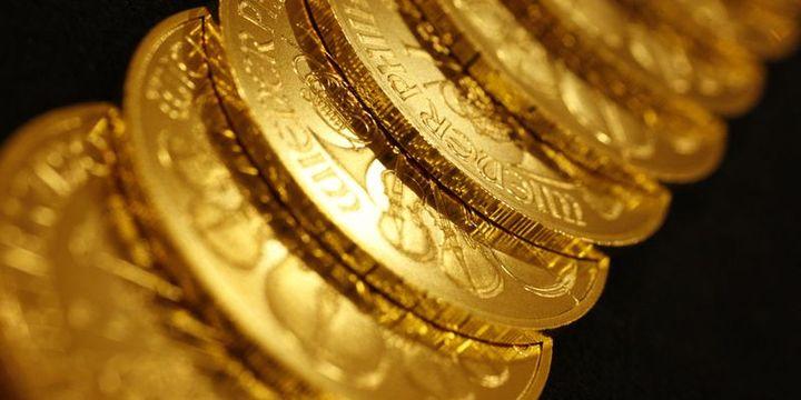 """Altın """"istihdam"""" sonrası dolardaki düşüşten destek buldu"""