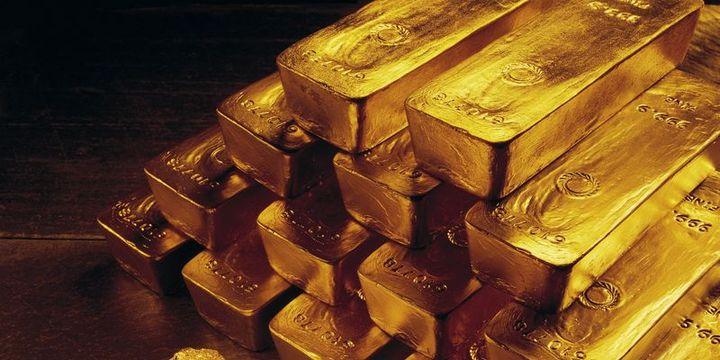Altın hisselerdeki yükselişle değer kaybetti