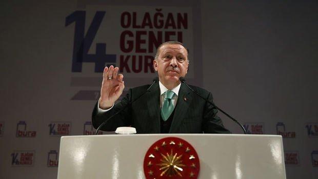 Erdoğan: Bahçeli'yi Beştepe'ye davet ettim
