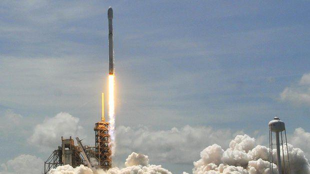 SpaceX'in ABD için yürüttüğü gizli görev başarısızlıkla sonuçlandı