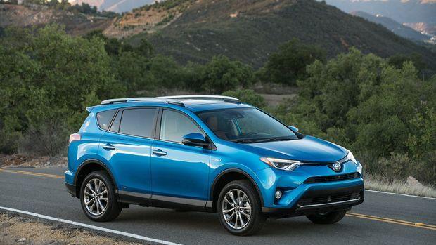 Hibrit araç satışında 2017
